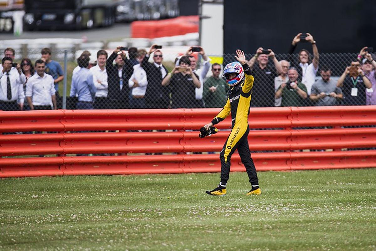ルノー F1 ジョリオン・パーマー