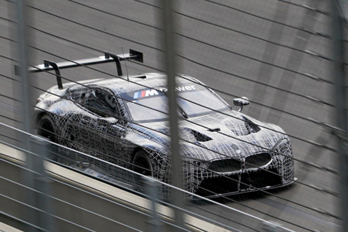 BMW M8 GTE 画像