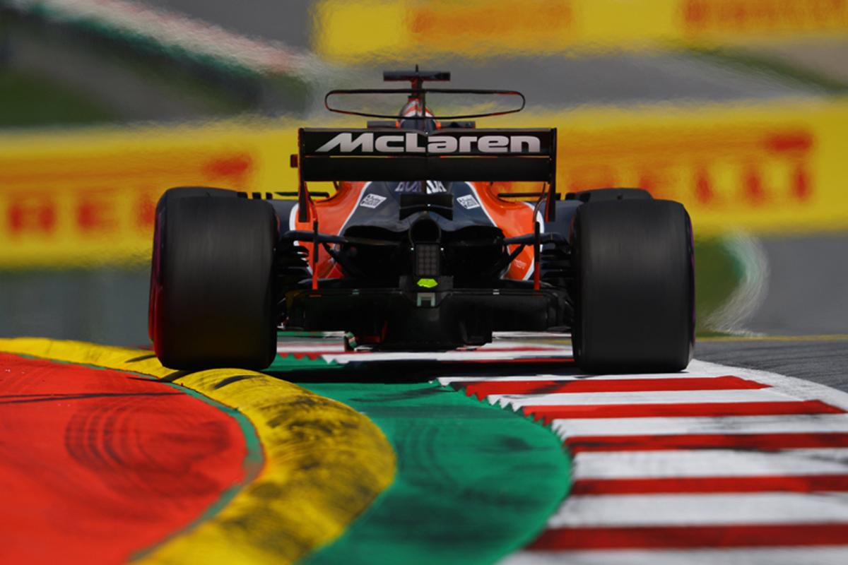 メルセデス F1 マクラーレン・ホンダ