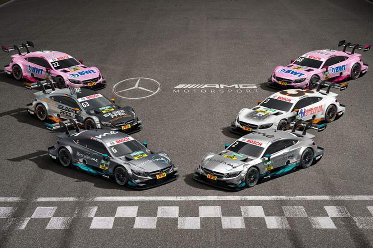 メルセデス・ベンツ ドイツツーリングカー選手権