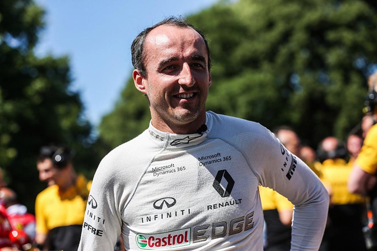 ルノー F1 ロバート・クビサ