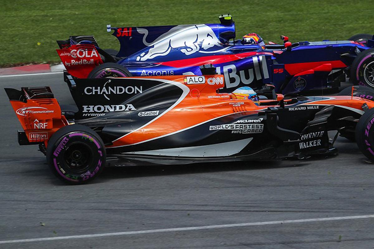 ホンダ F1 トロ・ロッソ