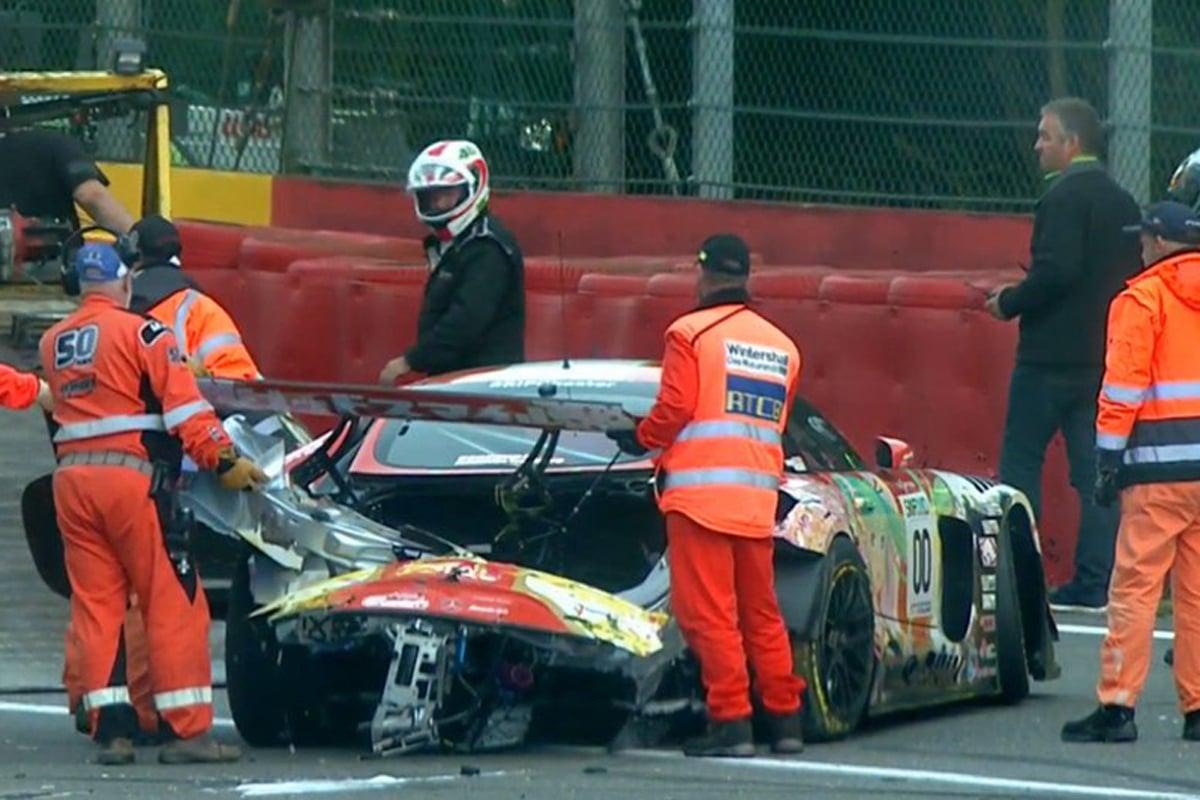 小林可夢偉 スパ・フランコルシャン24時間レース