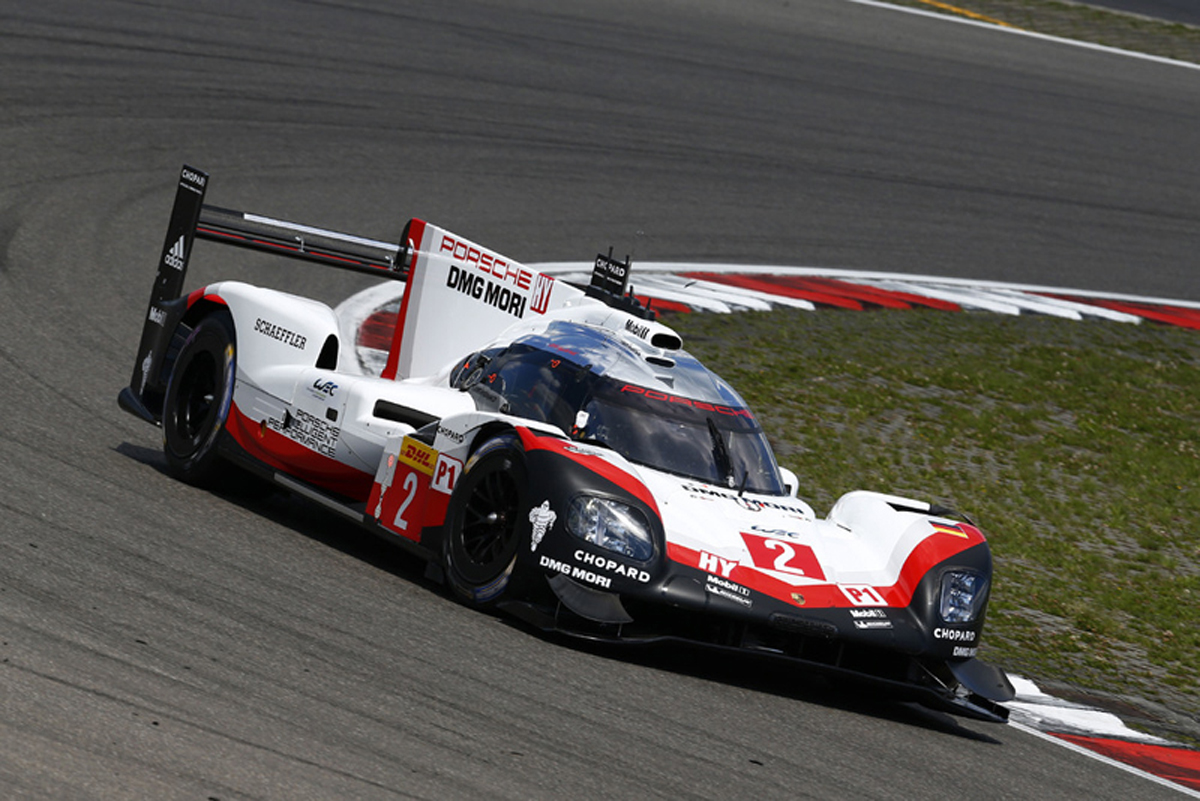ポルシェ フォーミュラE FIA 世界耐久選手権