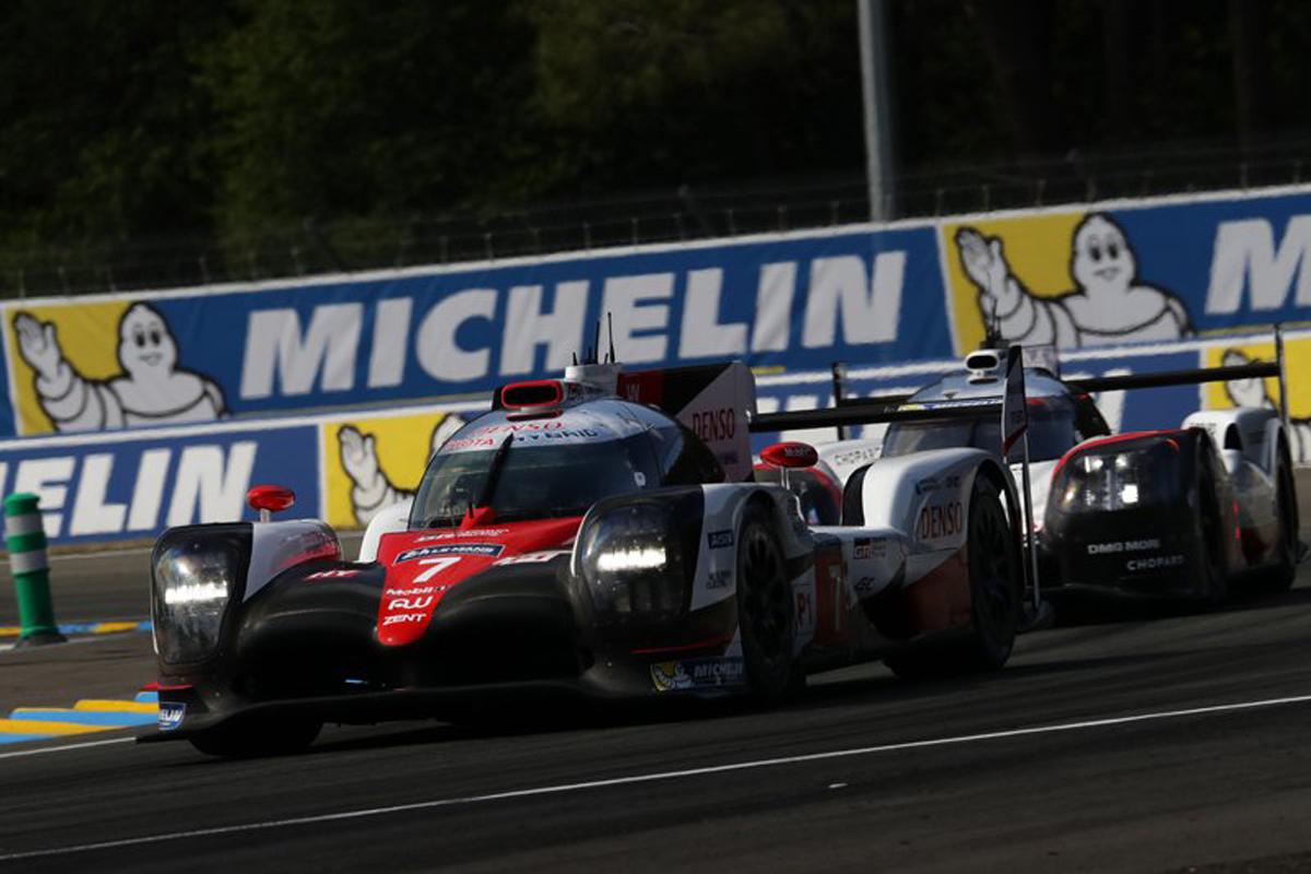 トヨタ FIA 世界耐久選手権 WEC