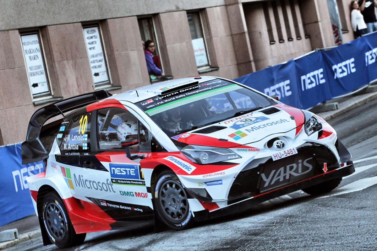 世界ラリー選手権 WRC