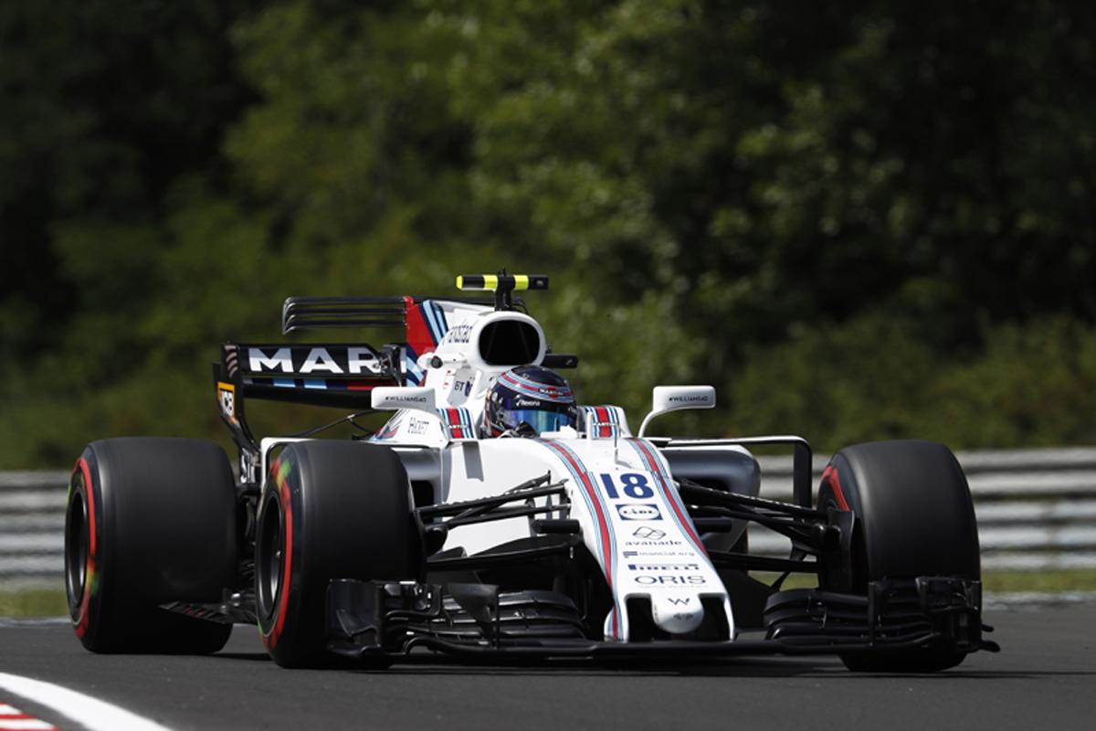 ウィリアムズ F1 ハンガリーグランプ