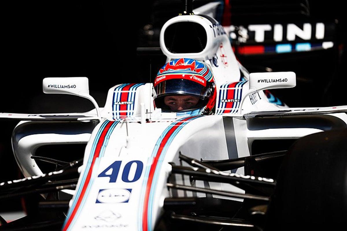 ポール・ディ・レスタ F1 ウィリアムズ
