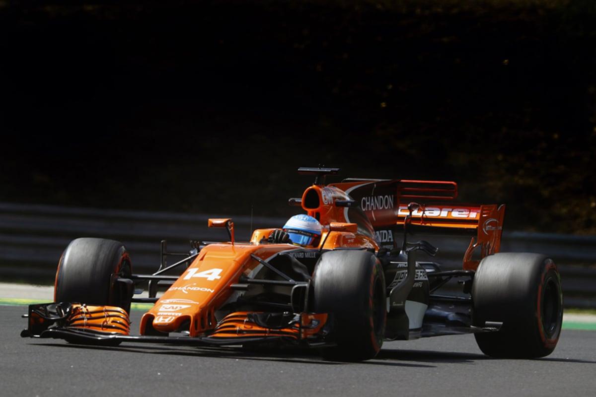 マクラーレン・ホンダ F1 ハンガリーグランプリ