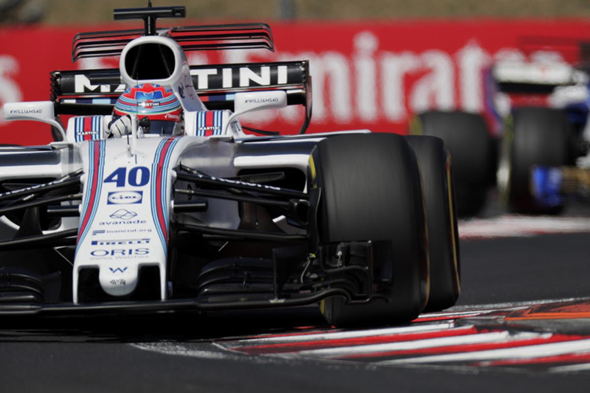 ウィリアムズ F1 ハンガリーグランプリ