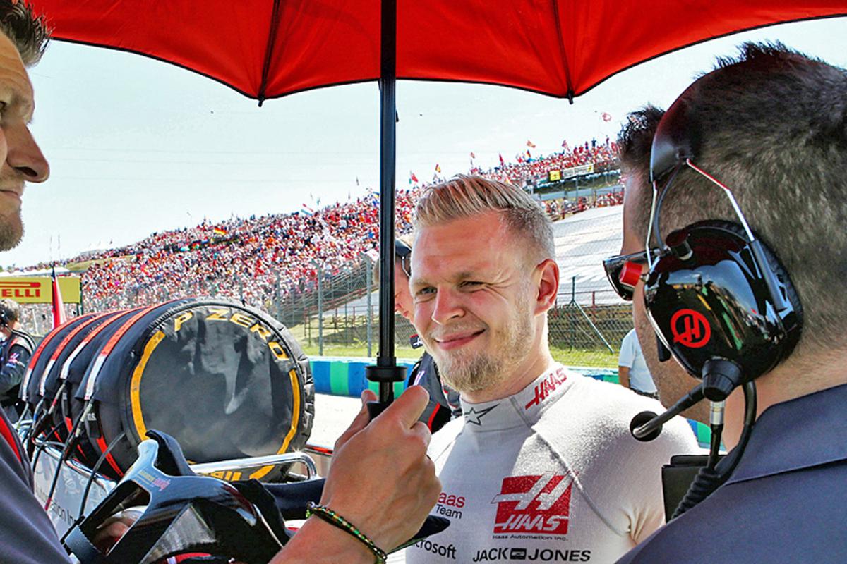 ケビン・マグヌッセン F1 ハース