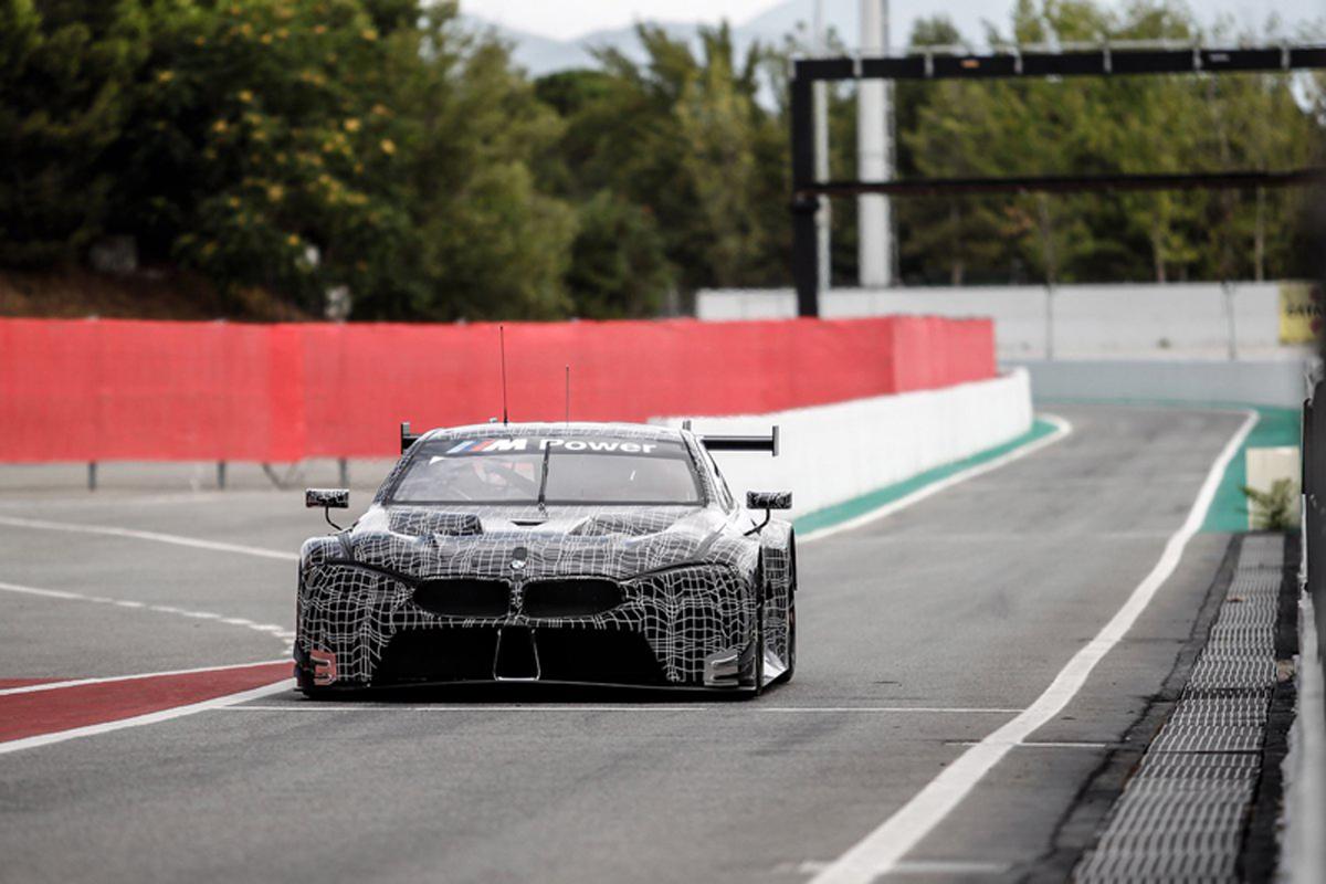 FIA 世界耐久選手権 BMW
