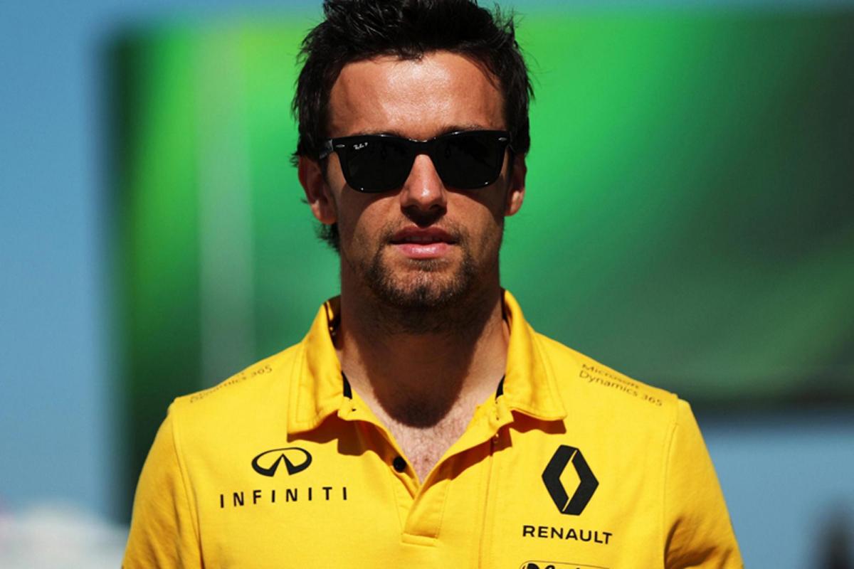 ジョリオン・パーマー F1 ベルギーグランプリ