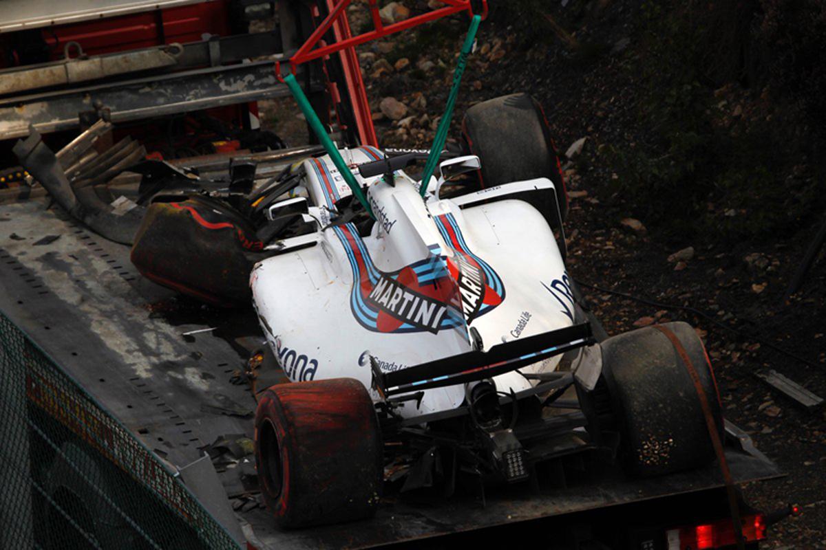 ウィリアムズF1 フェリペ・マッサ ベルギーグランプリ