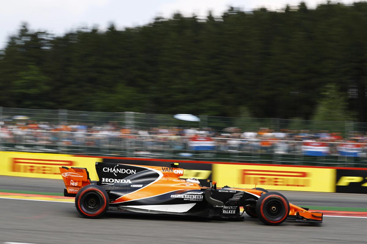 F1 イタリアグランプリ