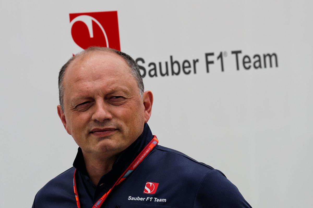 ザウバー F1 フェラーリ