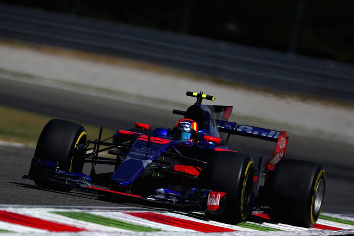 スクーデリア・トロ・ロッソ F1 イタリアグランプリ