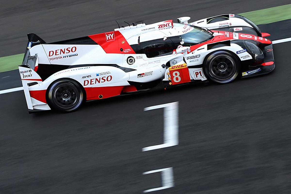 トヨタ自動車 WEC FIA 世界耐久選手権