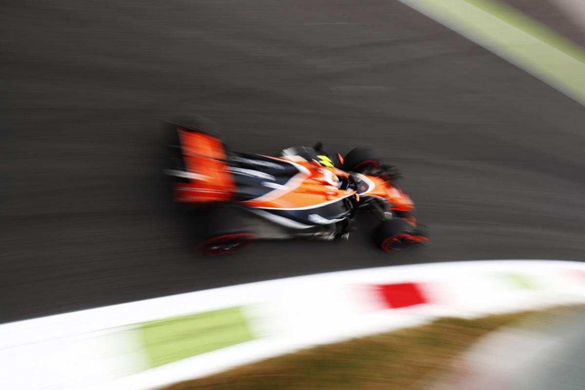 マクラーレン ルノーF1