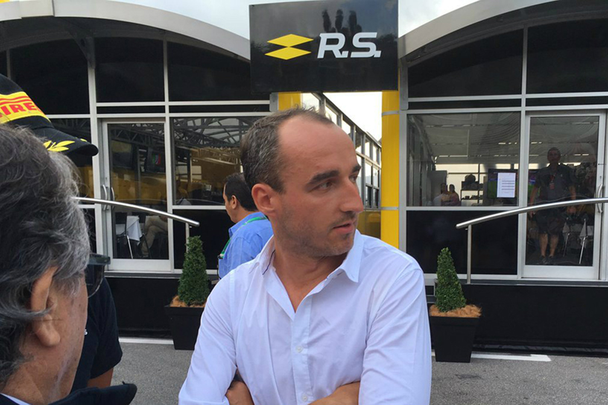 ロバート・クビサ ウィリアムズF1
