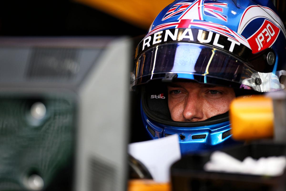 ジョリオン・パーマー ルノーF1 シンガポールグランプリ