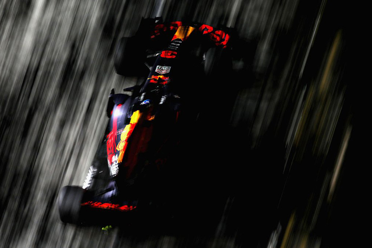 F1 シンガポールグランプリ
