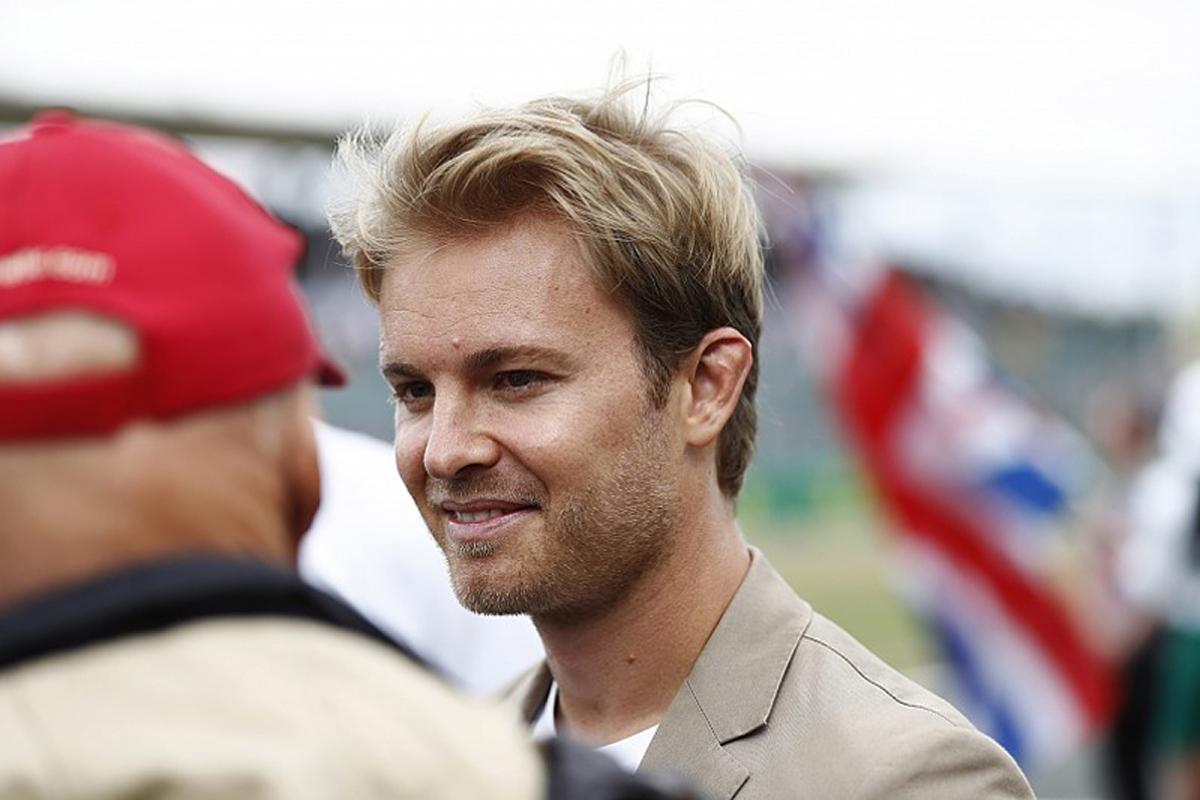 ニコ・ロズベルグ F1 ロバート・クビサ