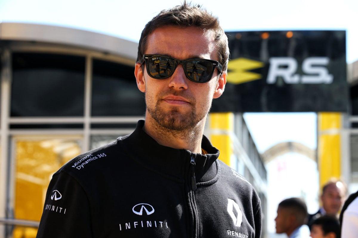 ジョリオン・パーマー ウィリアムズF1