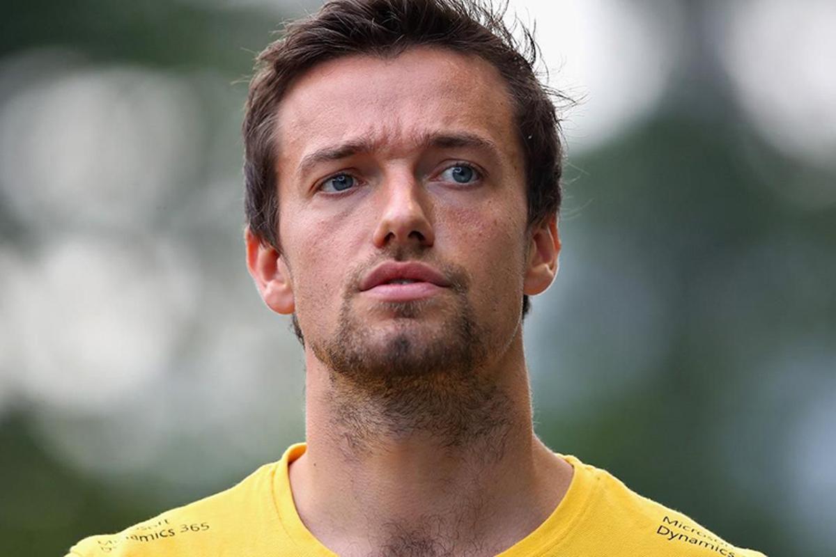ジョリオン・パーマー F1 ルノー