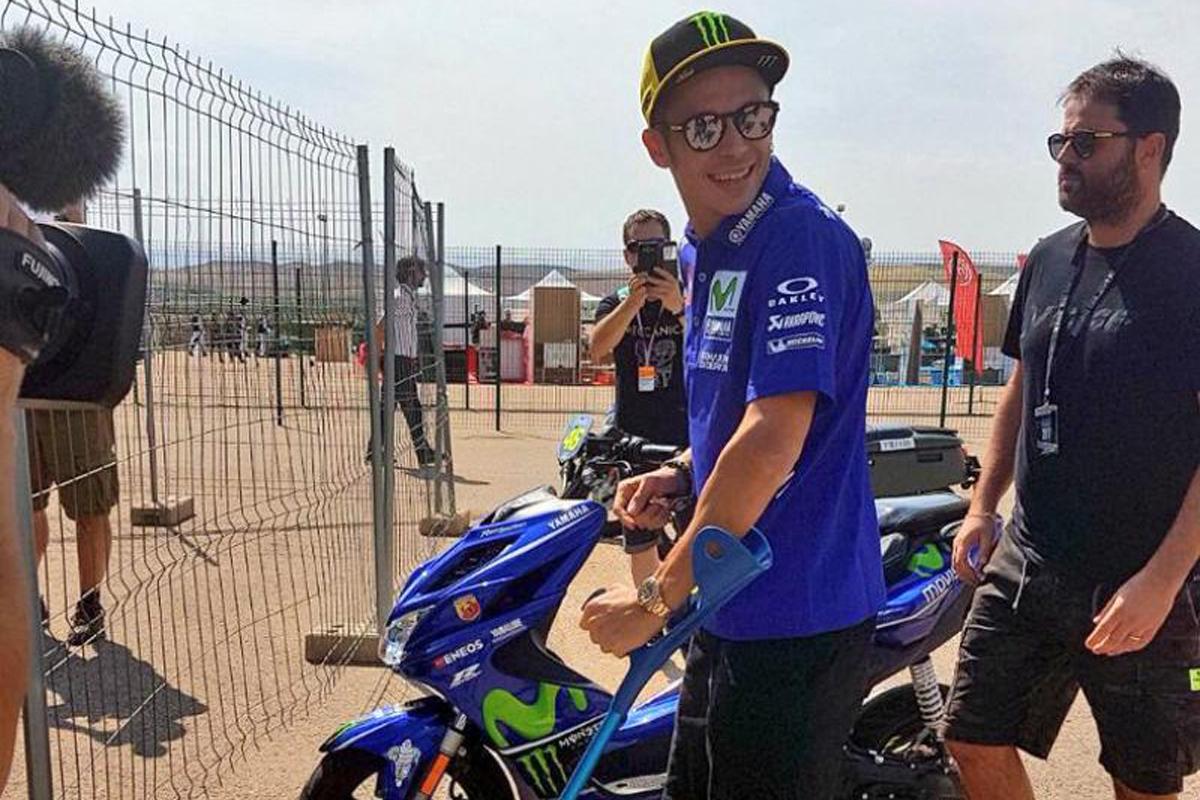 バレンティーノ・ロッシ ロードレース世界選手権 MotoGP