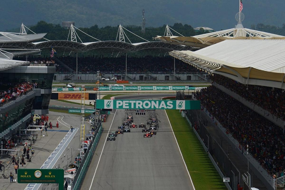 F1 マレーシアグランプリ