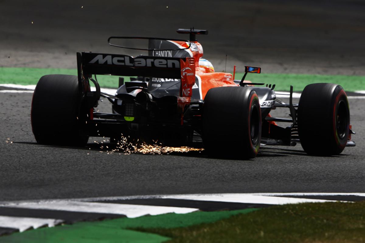 F1 日本グランプリ マクラーレン ホンダF1