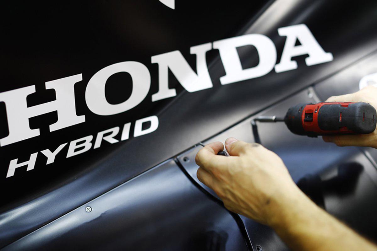 レッドブル・レーシング ホンダF1 スクーデリア・トロ・ロッソ