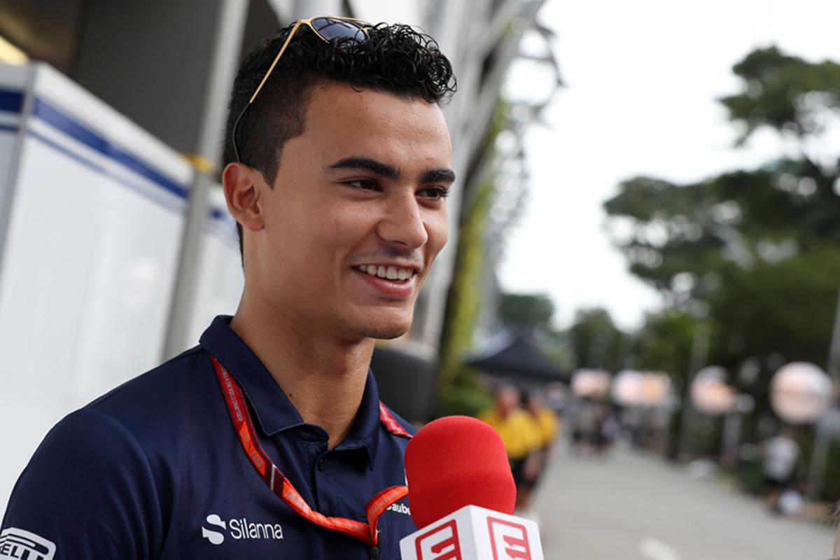 パスカル・ウェーレイン ザウバー マレーシアグランプリ