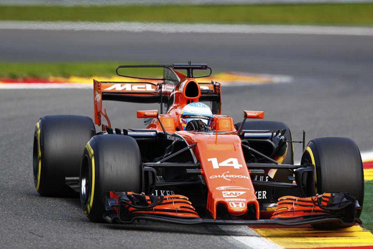 マクラーレン ホンダF1 マレーシアグランプリ
