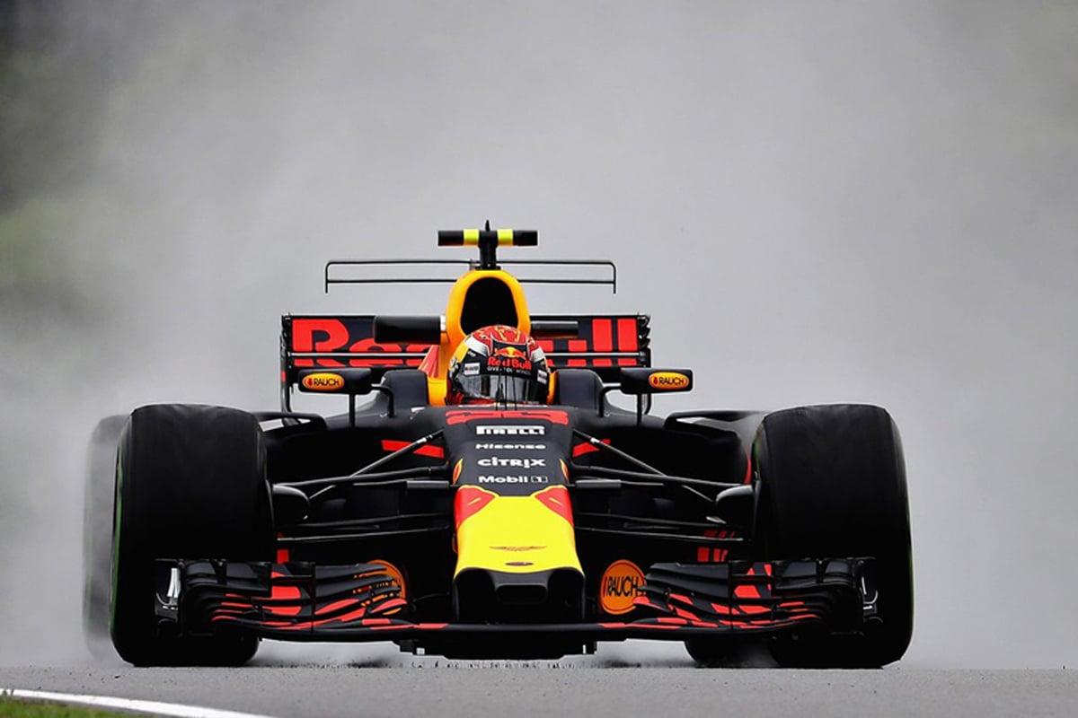 F1 マレーシアグランプリ マックス・フェルスタッペン