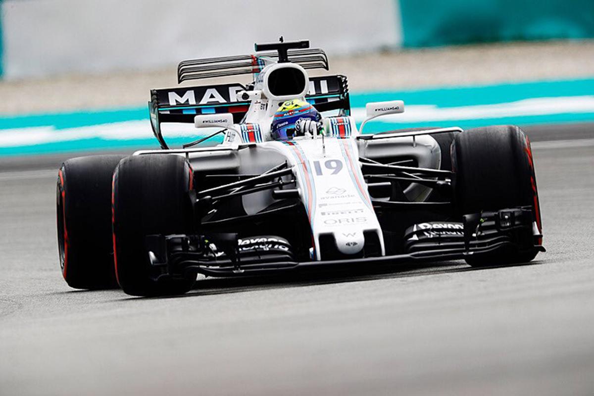 ウィリアムズF1 マレーシアグランプリ