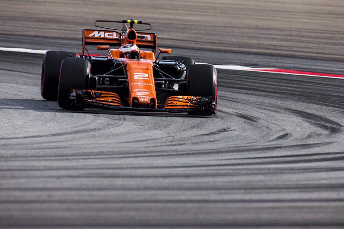マクラーレン ホンダF1 マレーシアグランプリ フェルナンド・アロンソ