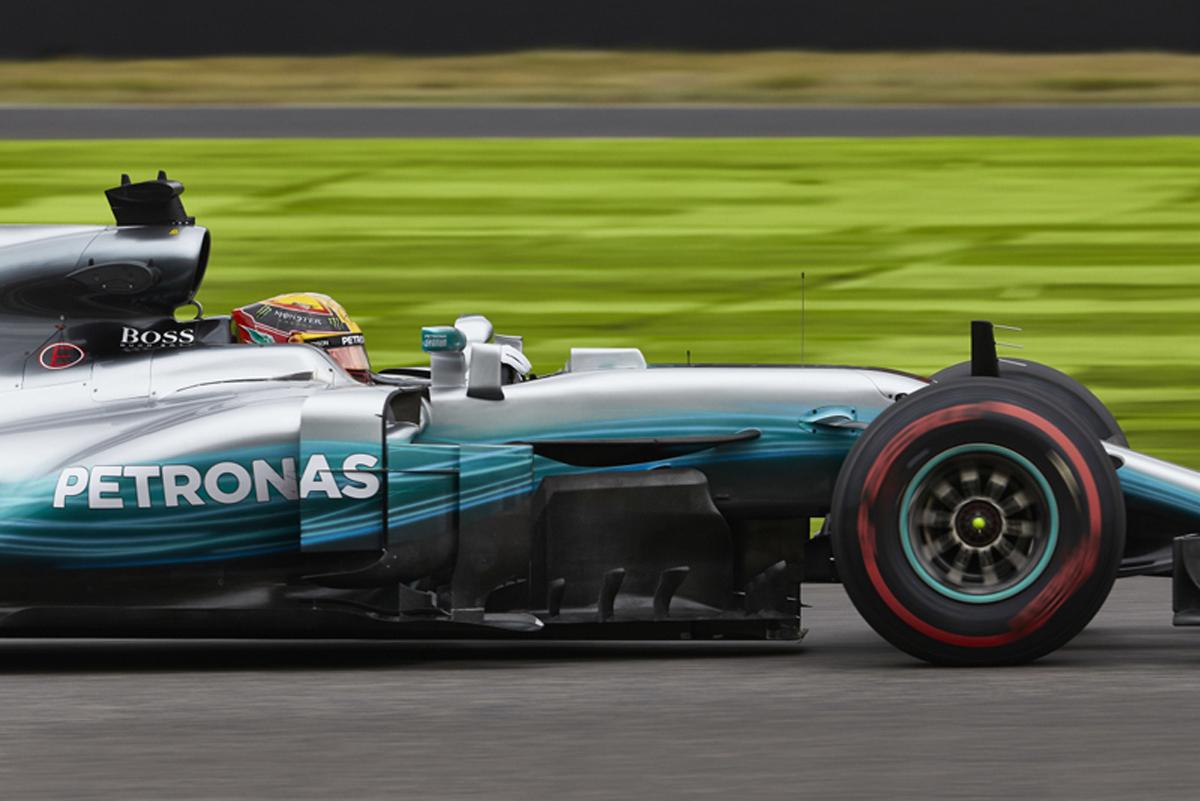 F1 日本グランプリ ルイス・ハミルトン 鈴鹿サーキット