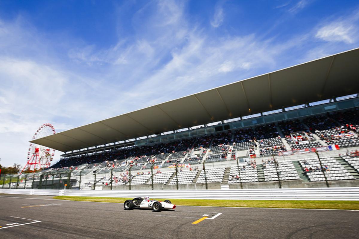 F1 日本グランプリ 鈴鹿サーキット