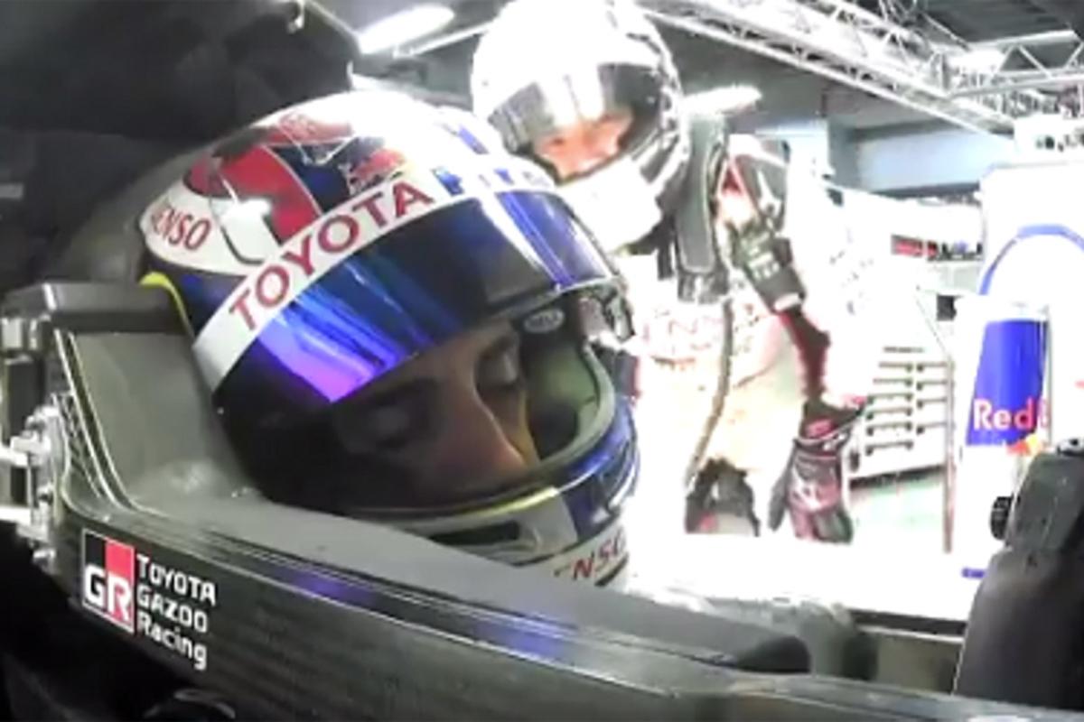 セバスチャン・ブエミ FIA 世界耐久選手権 富士スピードウェイ