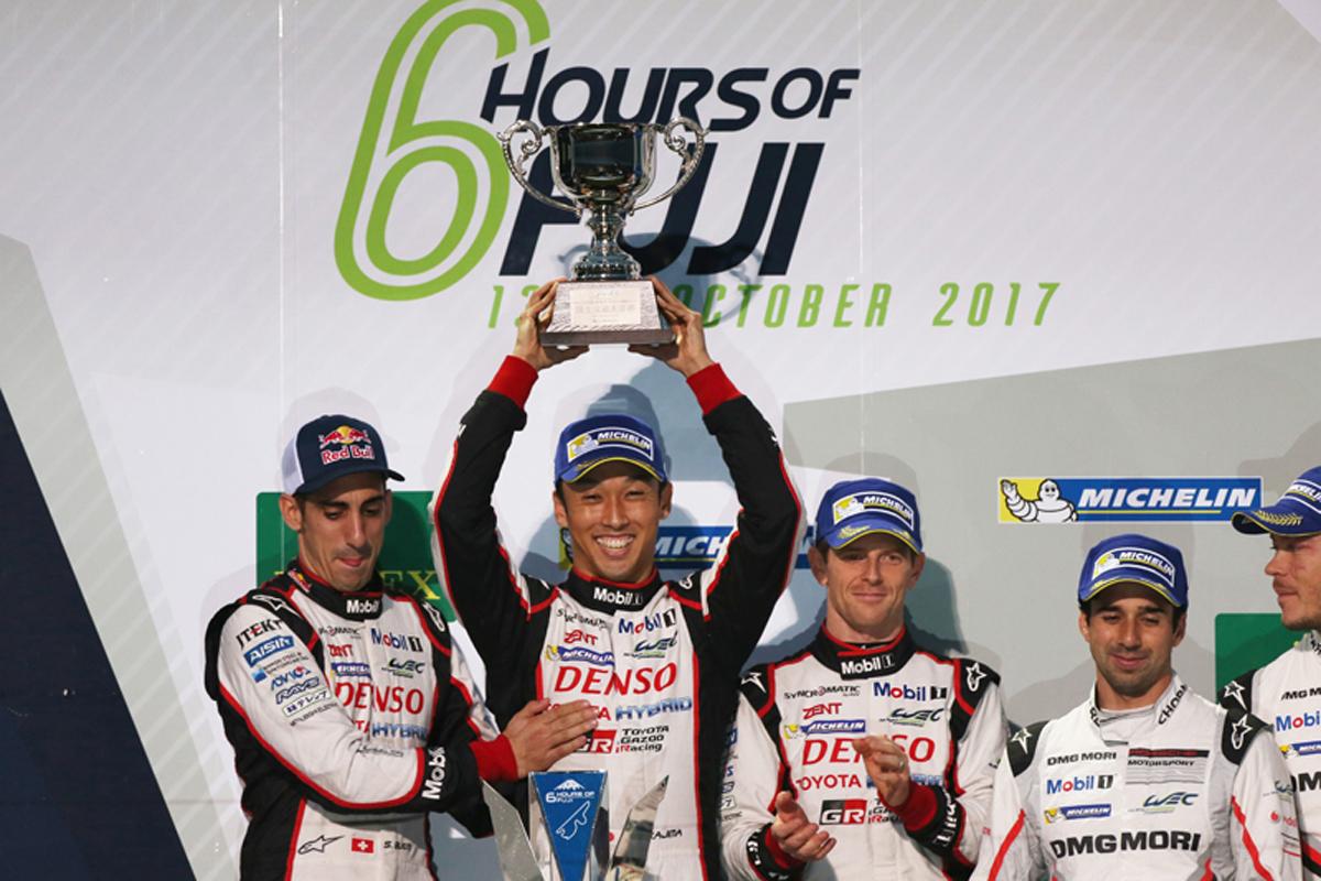 FIA世界耐久選手権 WEC 富士スピードウェイ トヨタ自動車