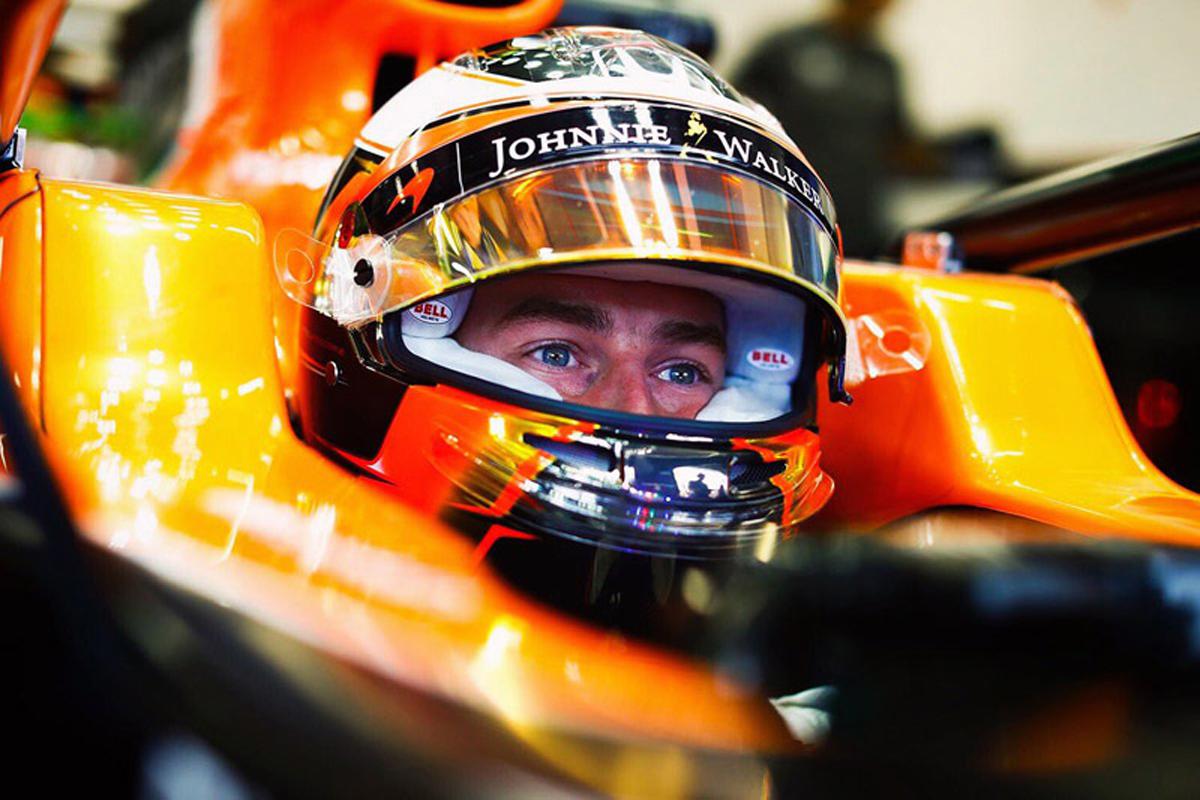 ストフェル・バンドーン マクラーレン ホンダF1 アメリカグランプリ