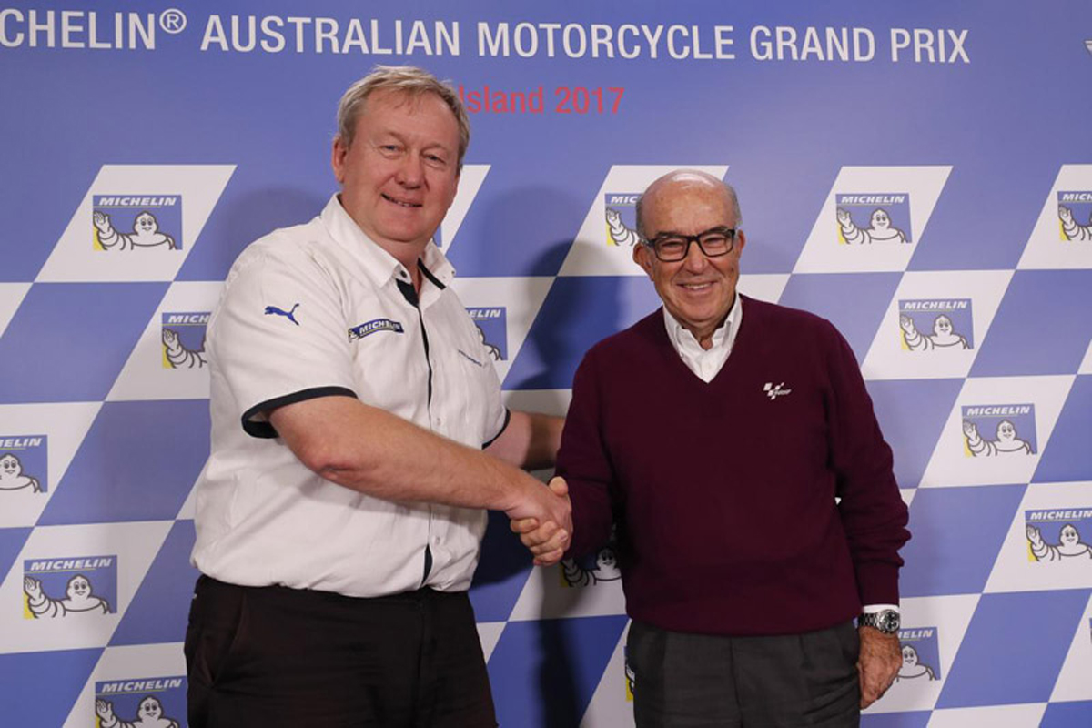 ロードレース世界選手権 ミシュラン MotoGP
