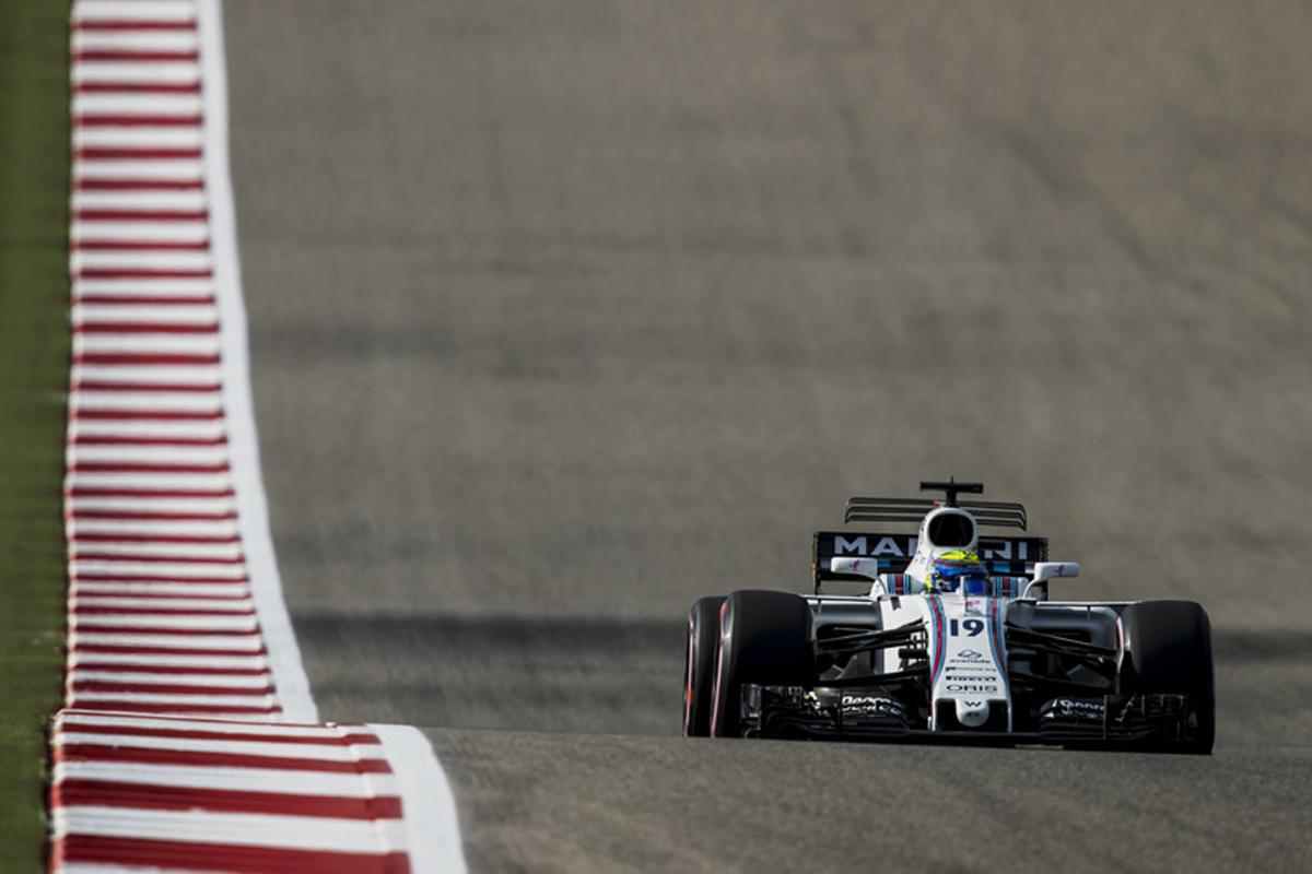ウィリアムズF1 アメリカグランプリ フェリペ・マッサ ランス・ストロール