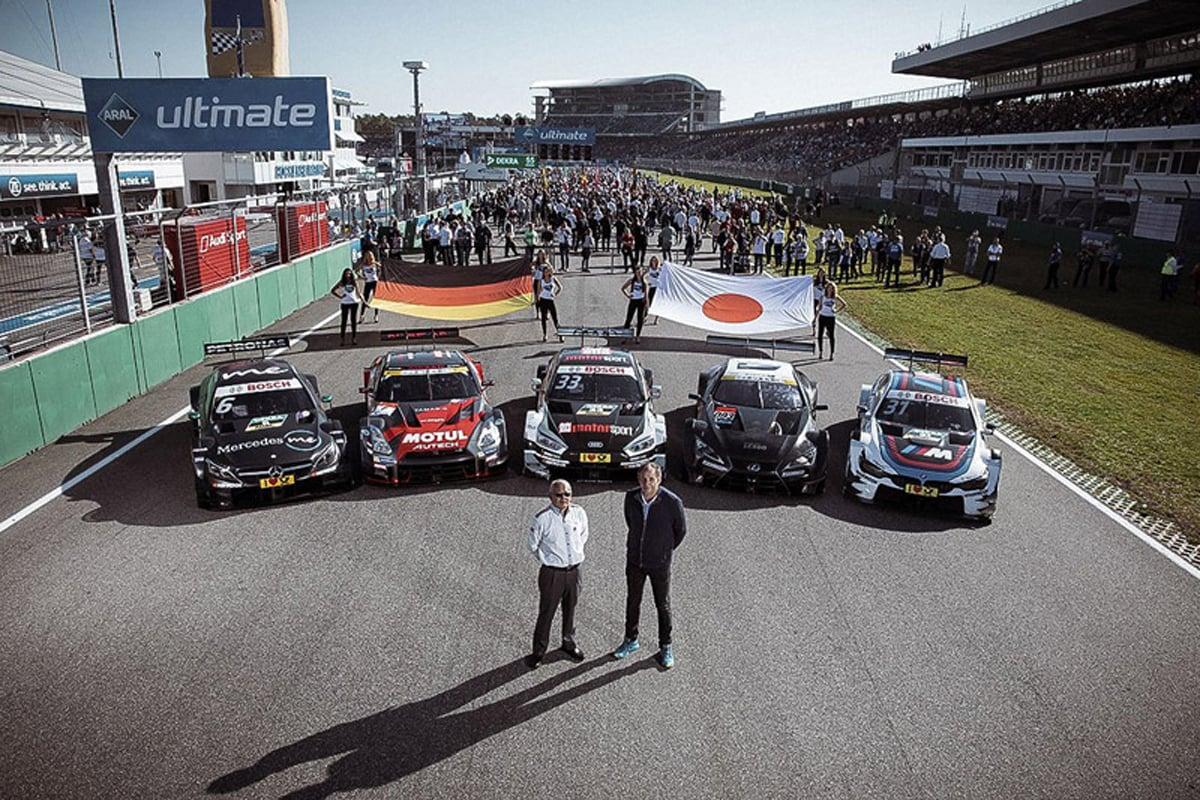 SUPER GT ドイツツーリングカー選手権 ツインリンクもてぎ