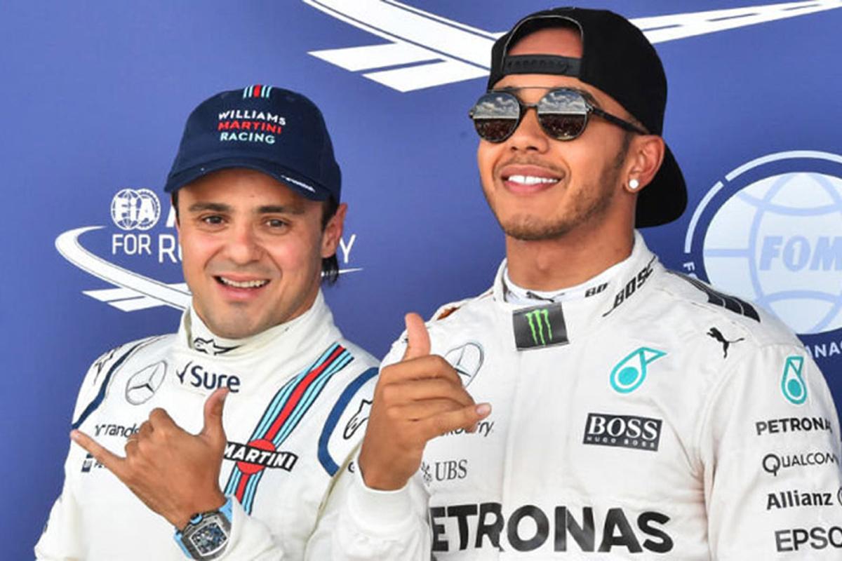 フェリペ・マッサ ルイス・ハミルトン F1