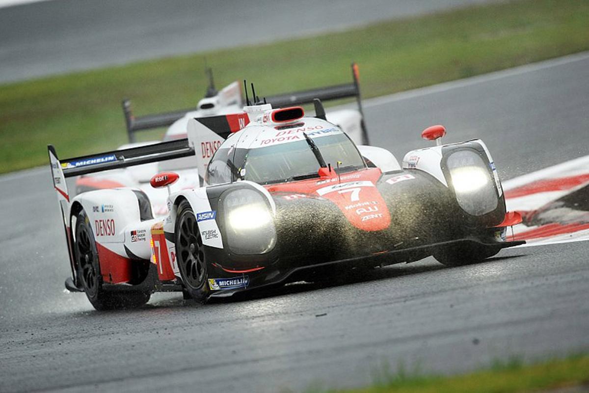 トヨタ FIA 世界耐久選手権 WEC ル・マン24時間レース
