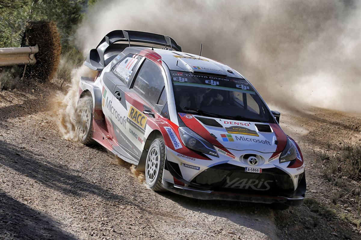 世界ラリー選手権 WRC ラリー・グレートブリテン
