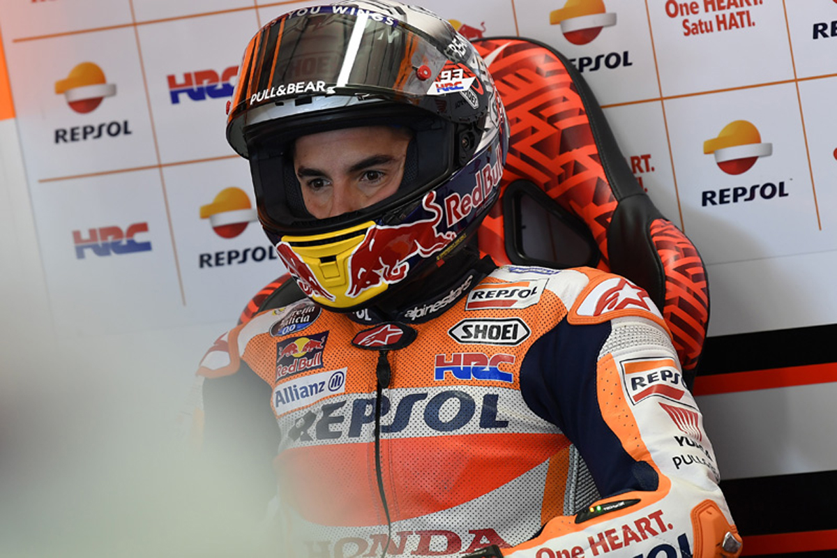 MotoGP ロードレース世界選手権 マルク・マルケス